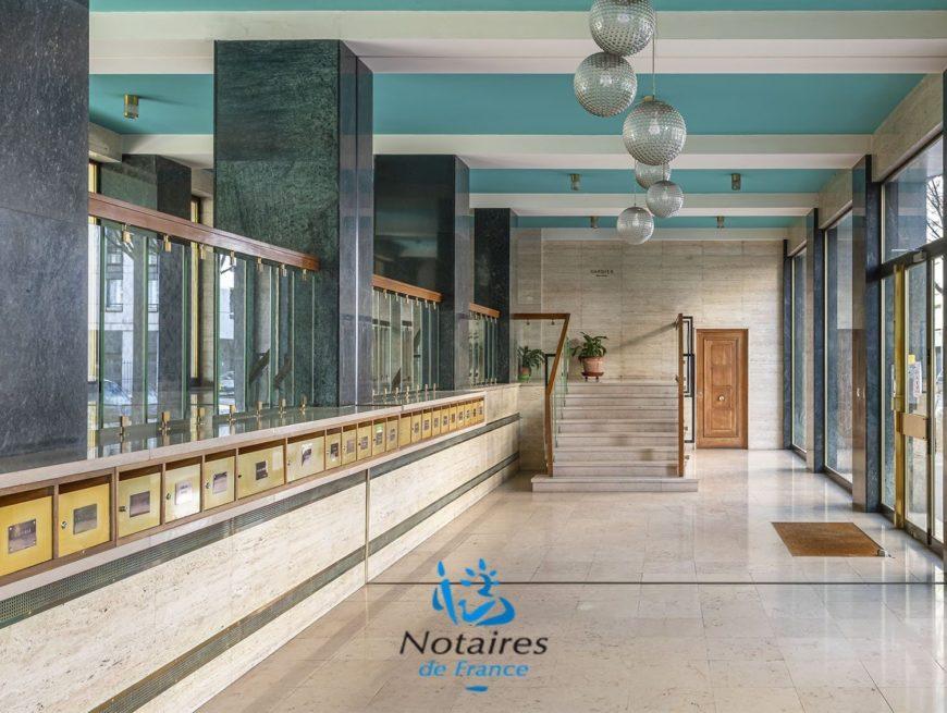 LYON 6 – Appartement familial situé entre la Place Puvis de Chavannes et le Parc de la Tête d'Or